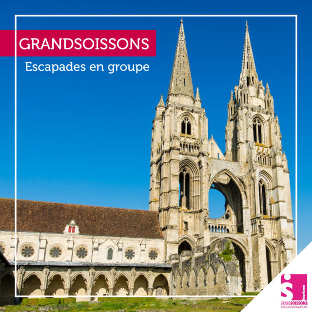 Escapades en groupe < GrandSoissons