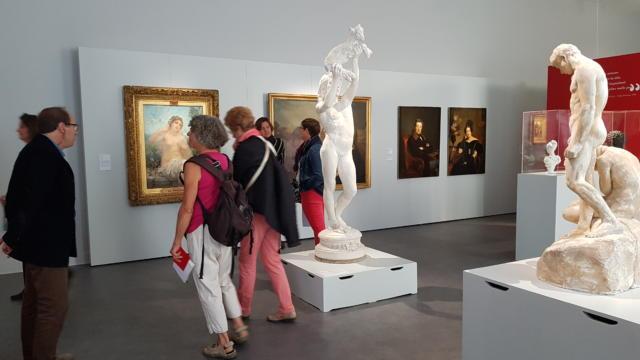 Salle Des Beaux Arts < Musée de Soissons