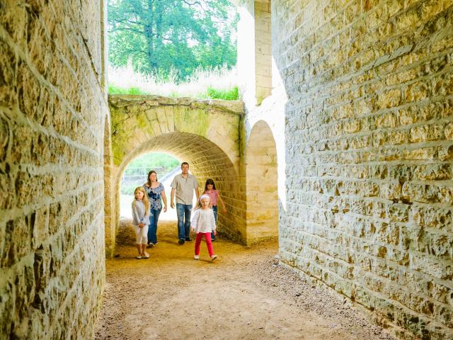 Le Fort de Condé - découverte en Famille