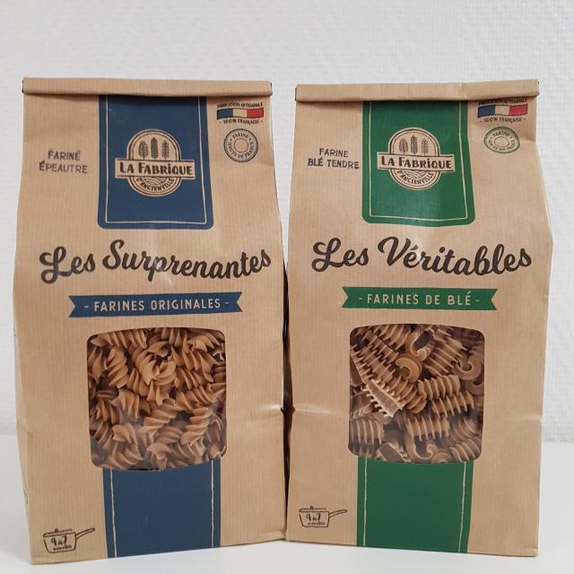 Pâtes de La Fabrique < Ancienville