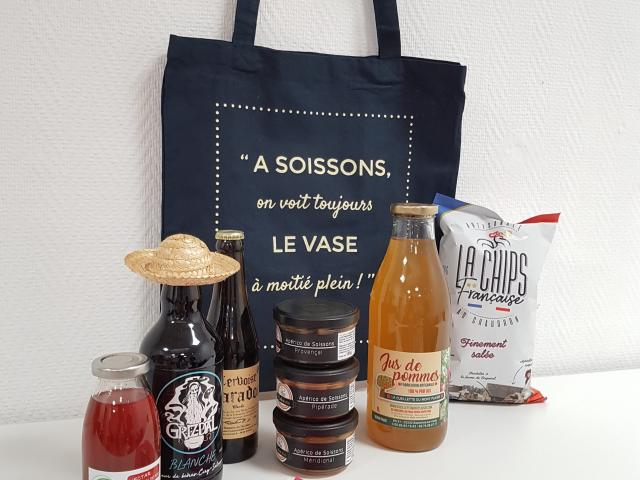 Produits du terroir < Soissons