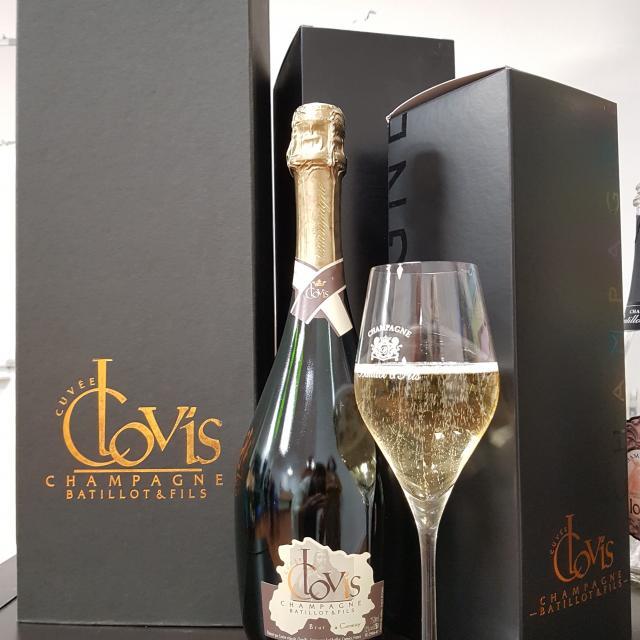 Champagne cuvée Clovis < Soissons