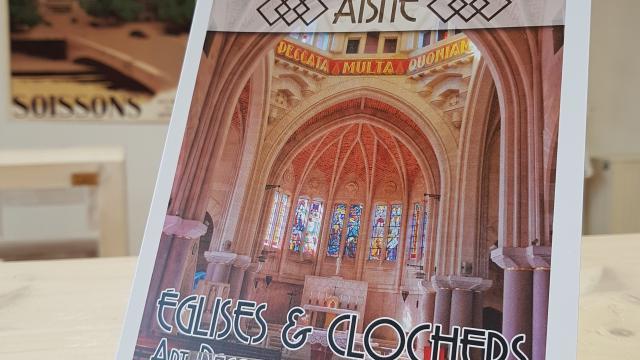 Les églises Art Déco < Soissons