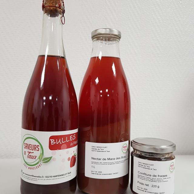 Les saveurs de Taux < Hartennes et Taux