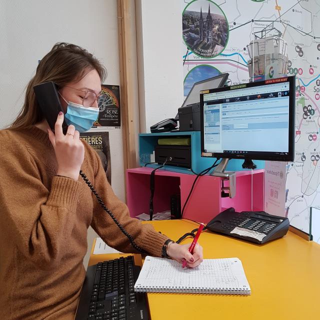 Accueil Téléphonique < Office de Tourisme