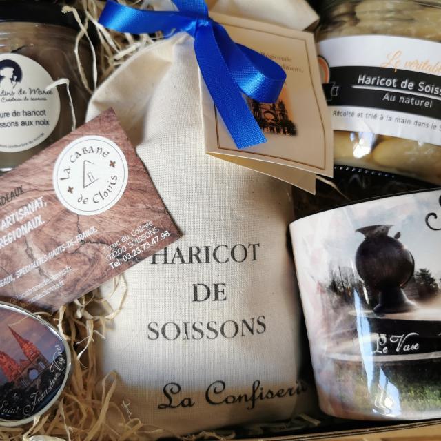 Box Soissonnaise < La Cabane de Clovis < Soissons