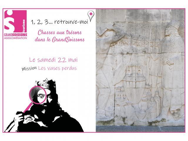 1,2,3 Retrouve Moi Les Vases Perdus < Soissons