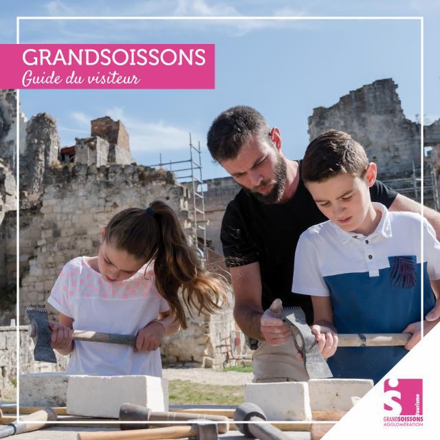Brochure Guide du visiteur 2021