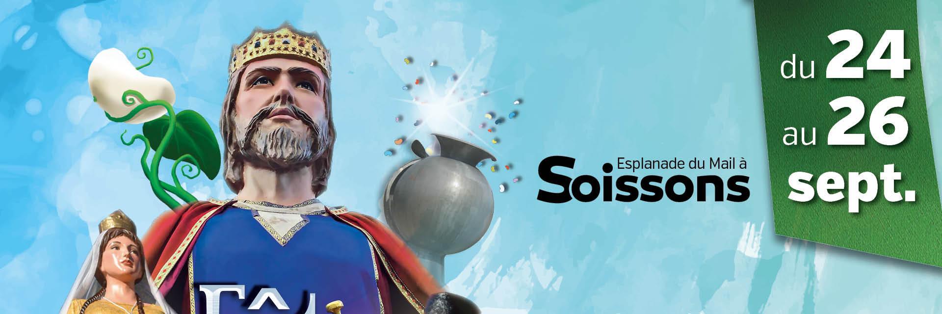 La Fête du Haricot de Soissons 2021