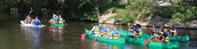 Canoe Machecoul