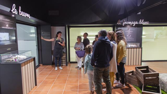 Visite Fromagerie Beillevaire