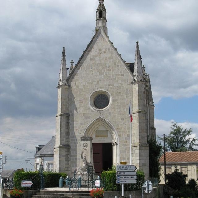 Chapelle Notre Dame De Pitié (legé)