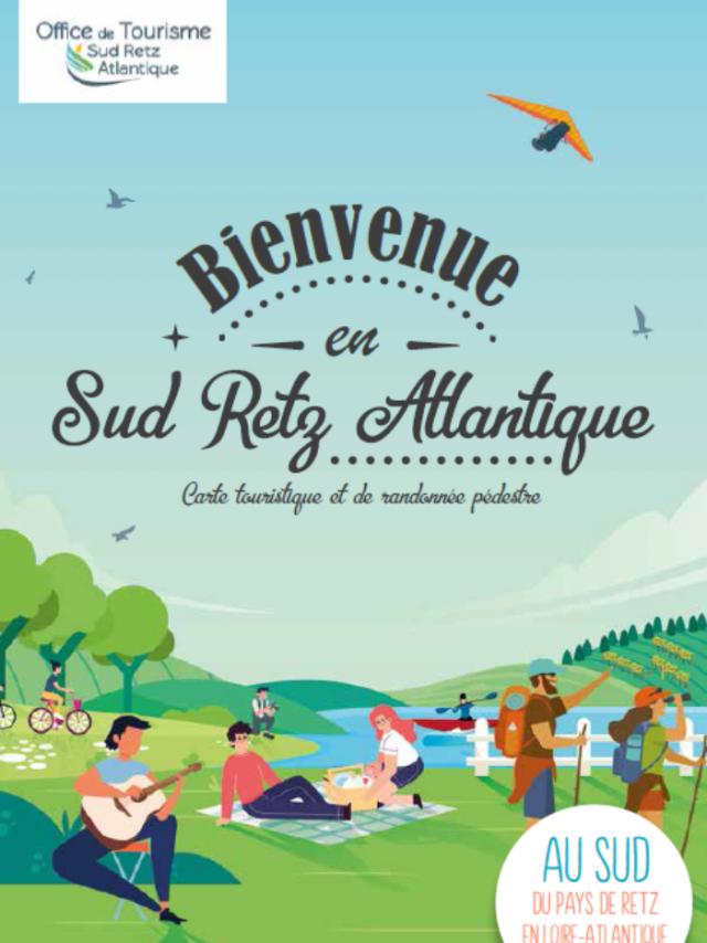 Tourisme Sud Retz Atlantique Couverture Carte Touristique 2020 Ok