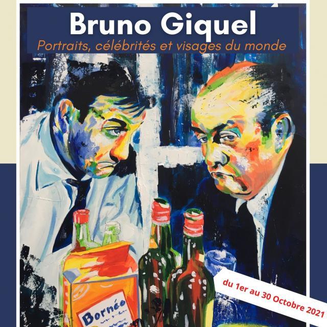 Expo Octobre 2021 Bruno Giquel