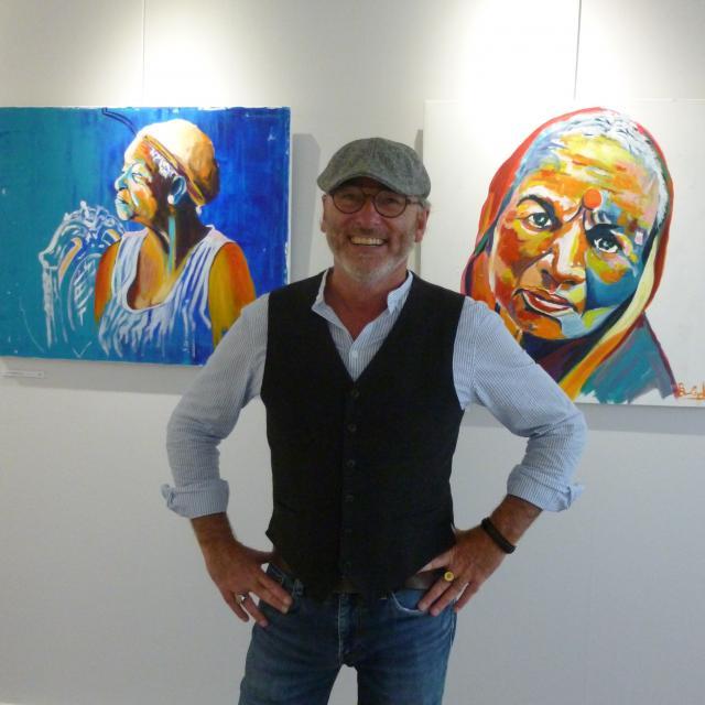 Expo Ot Octobre 2021 Peintures Bruno Giquel