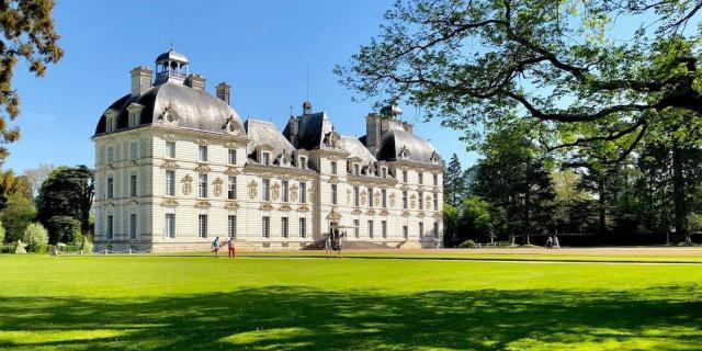Châteaux de la Loire - Chateau De Cheverny