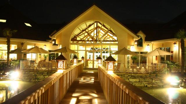 Hotel Restaurant Dormir Manger Hotel Les Jardins De Beauval