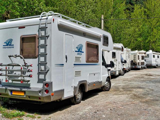 Camping Car Aires de Service et de Stationnement Vallée de La Loire