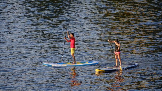 Paddle Lac Des 3 Provinces Saint Aignan