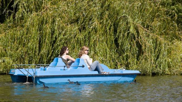 Pedalo Her Montrichard Plaisance Navigation