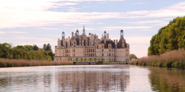 Chambord Château du Val de Loire