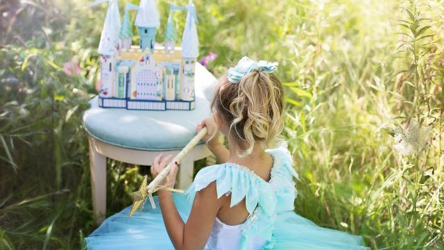 Petits chevaliers et princesses