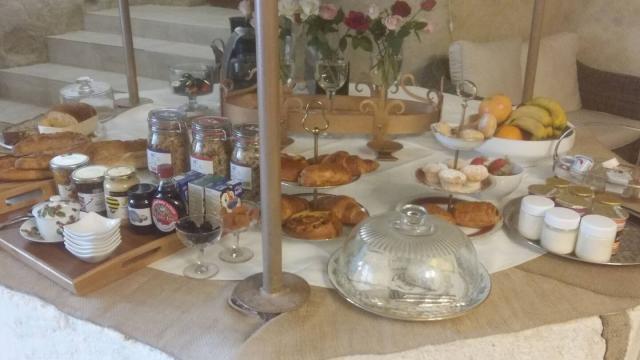 Le Manoir Des Roches Petit Dejeuner