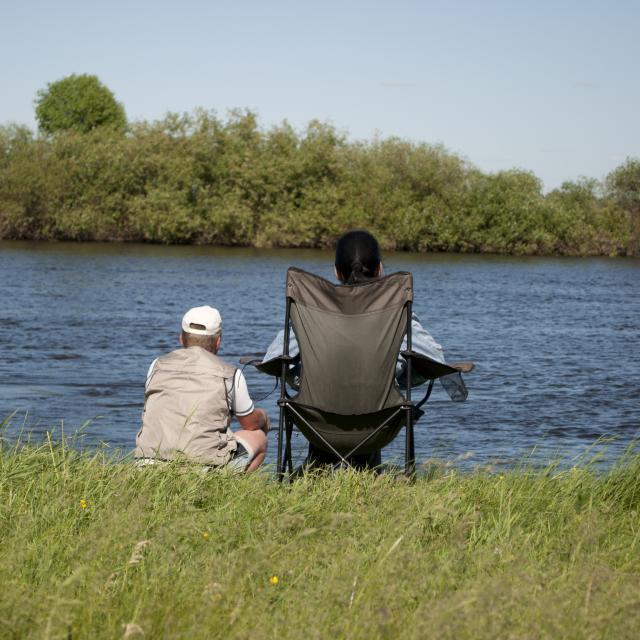 Les lieux de pêche en Sud Val de Loire