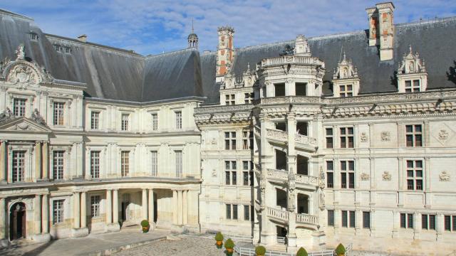 Châteaux de la Loire - Château royal de Blois