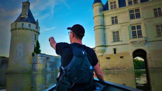 Expérience Séminaire Aventure Canoë Sur Le Cher
