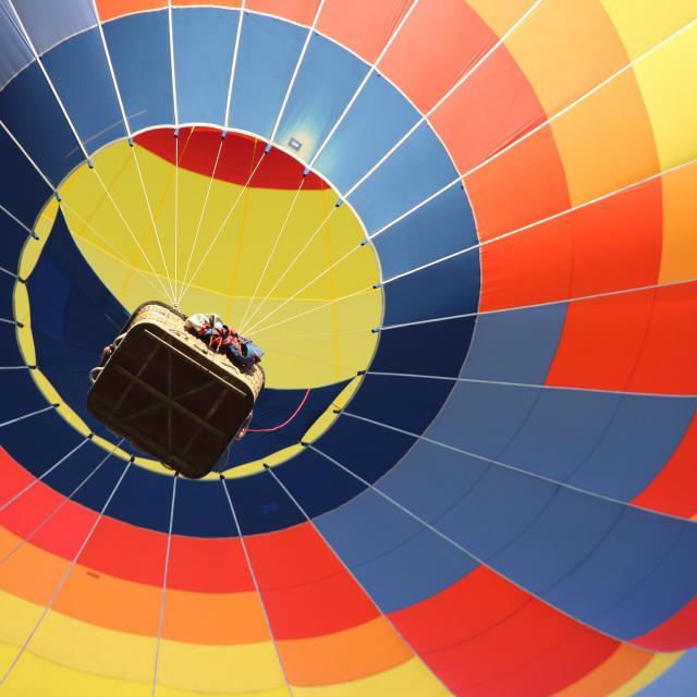 Loisirs Aeriens Sud Val De Loire Montgolfiere