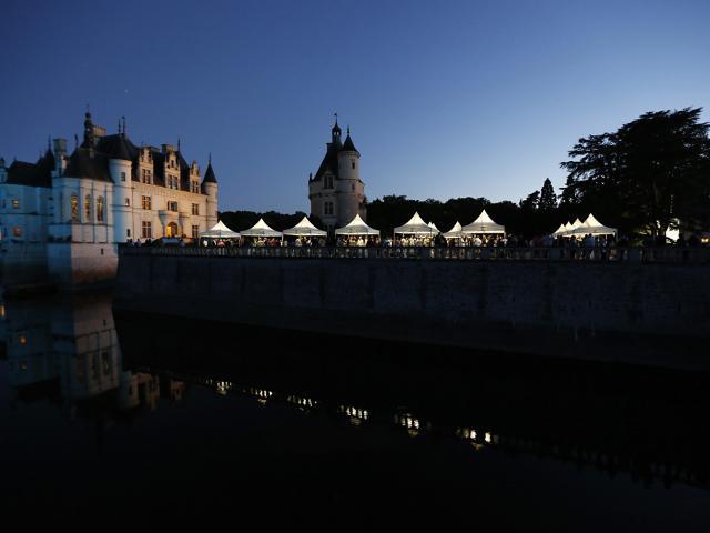 Nocturne Dégustation Vins Touraine Chenonceau Svtc 2016