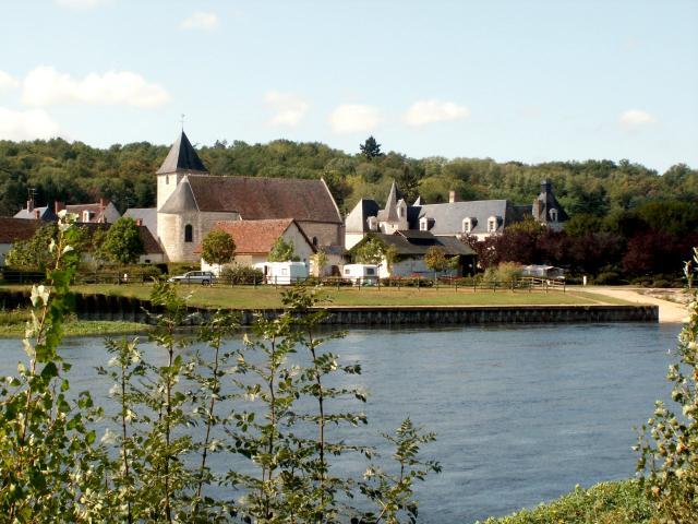 Mareuil-sur-Cher-Accueil aire de Pique Nique