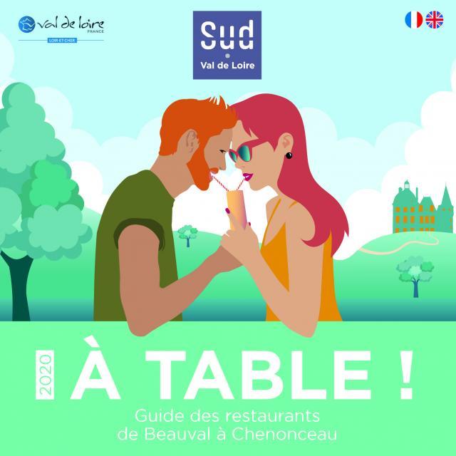 Guide Restaurants 2020 Gastronomie Recettes En Sud Val De Loire