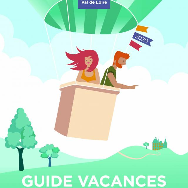 touristic guide in French