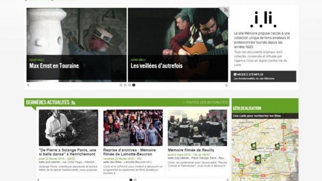 Site Memoire Ciclic Vidéos