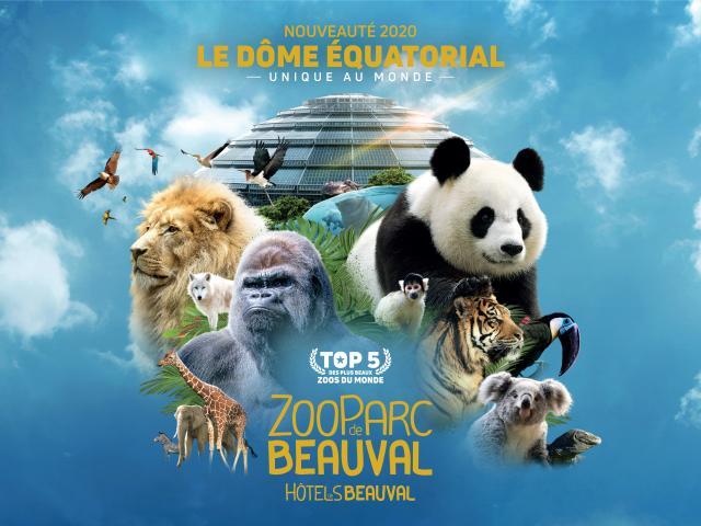 ZooParc de Beauval 2020 - Nos conseils et infos pratiques 2020