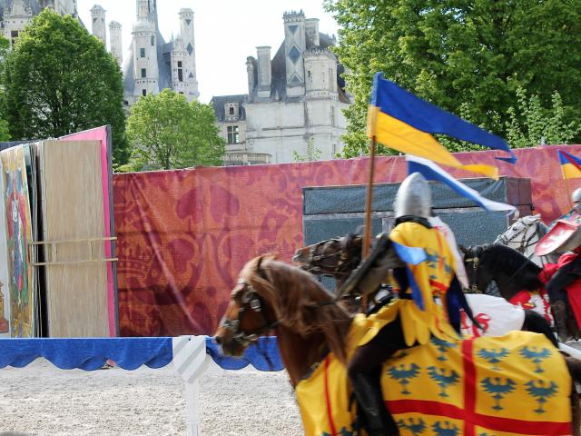 Chambord Chateau Visite Spectacle (1)
