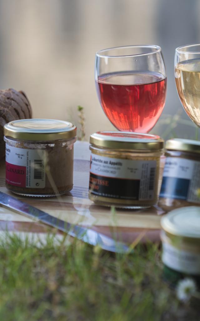 Château de chenonceau, Chenonceau, Chenonceaux, panier, pique nique, reflet, vallée de la Loire, Vallée du Cher, verre de vin, terrine, terrine,  tartine, tartines