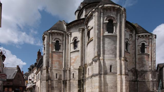 Cathedrale St Aignan Non Libre De Droit