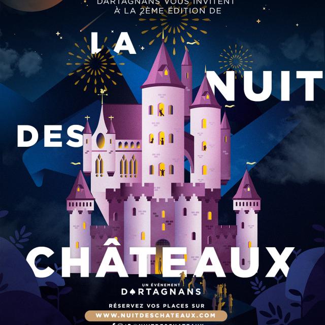 La Nuit Des Châteaux Octobre 2020 Valdeloire