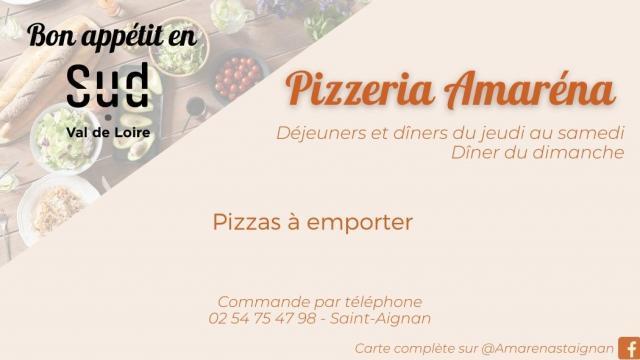 Amarena Saint Aignan