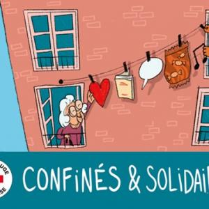 Confines Et Solidaires Le Benevolat De Voisinage