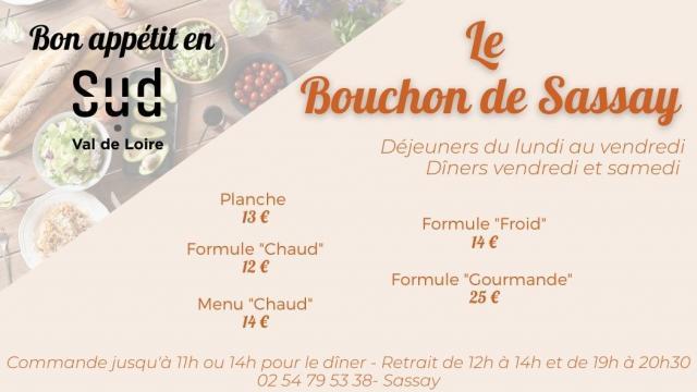 Le Bouchon De Sassay Sassay