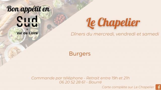 Le Chapelier Bourré Montrichard
