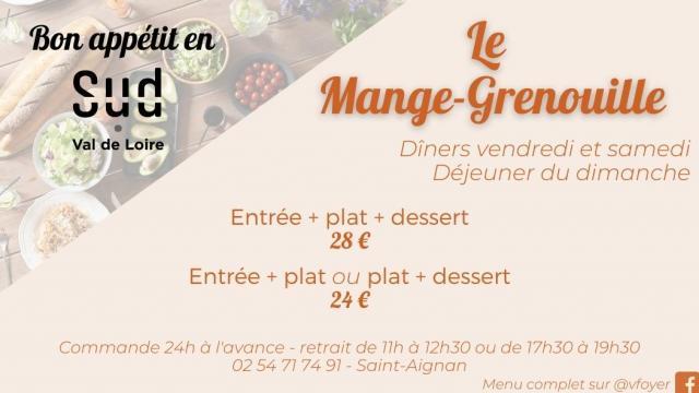 Lemange Grenouille Saint Aignan