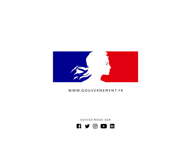 Logo Gouvernement Marianne Covid 19
