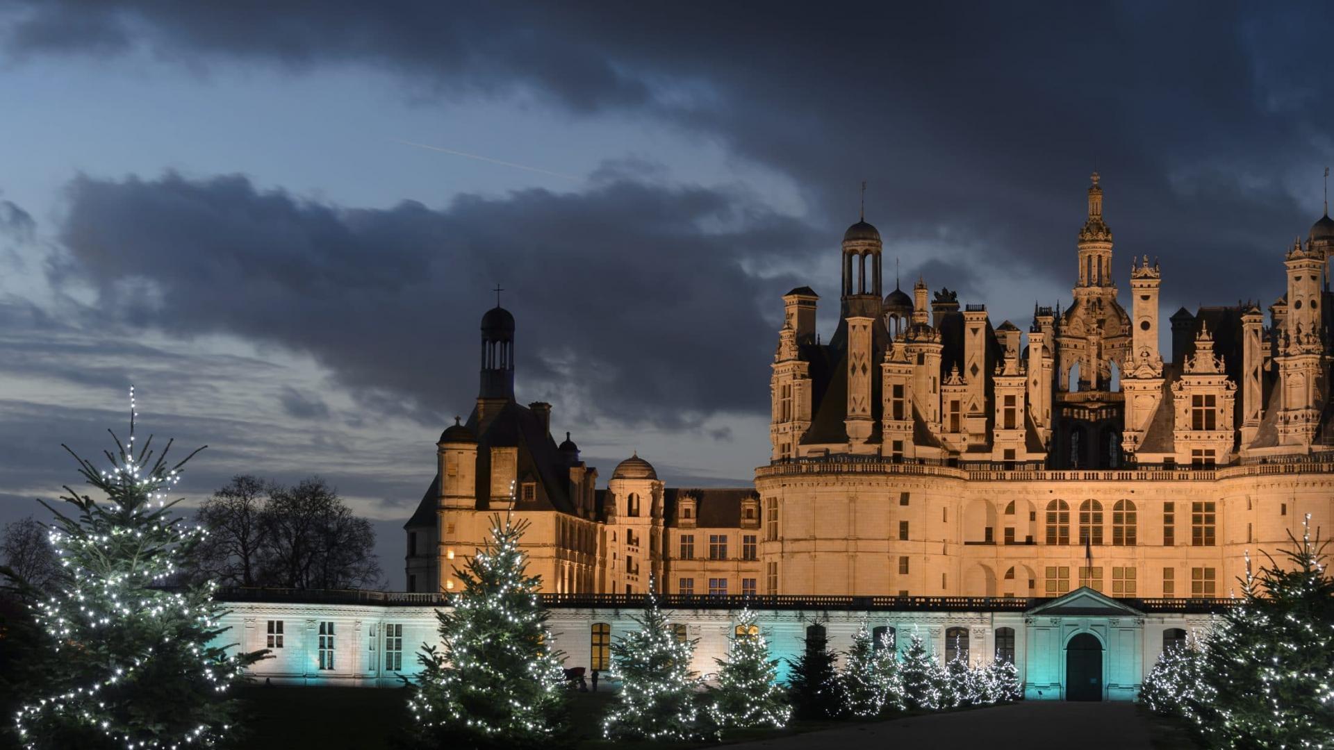 Noël au château Chambord © Leonard De Serres 8