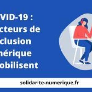 Solidarite Numerique.fr Un Remede Contre La Fracture Numerique A L Heure De La Crise Du Covid 19 Large