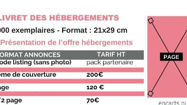 Guide Partenaire 2021 Visibilite Print Guide Hebergements